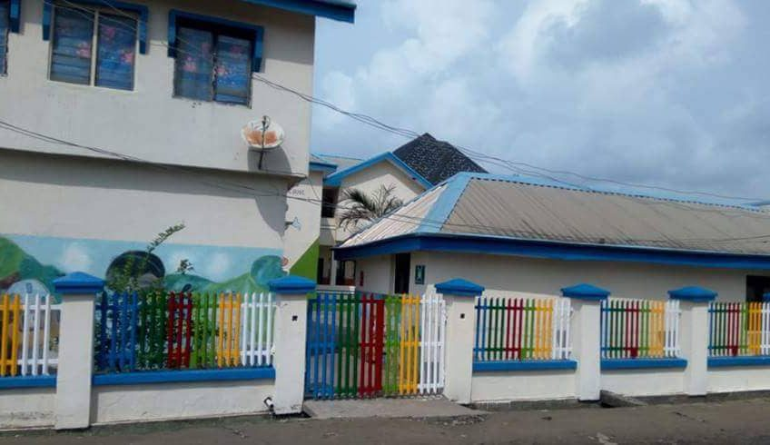 FOR SALE: A PURPOSELY BUILT FUNCTIONAL SECONDARY AND PRIMARY SCHOOL AT OJO
