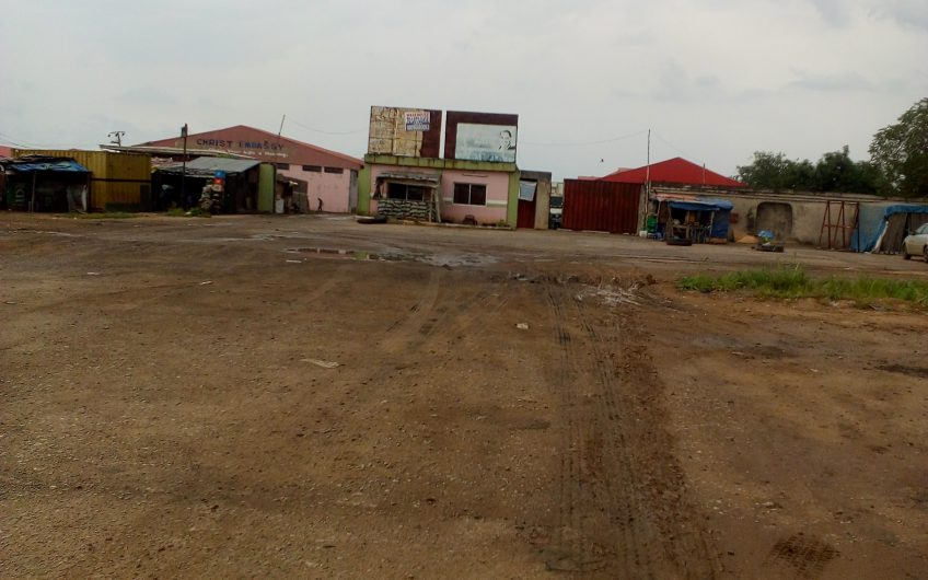 FOR SALE:  Two Acre of Land with 2 Units Of Warehouses