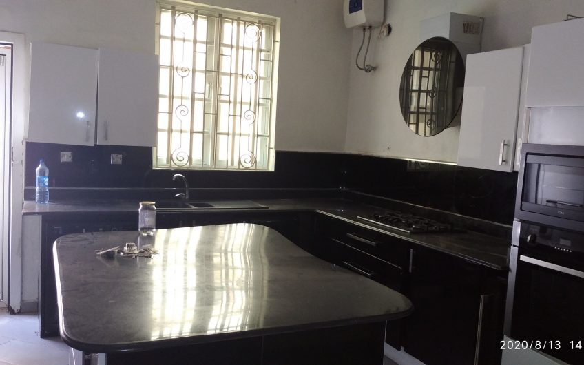 TO LET:  4BEDROOM DETACHED HOUSE WITH A ROOM BOYSQUARTER AT IKEJA GRA, IKEJA, LAGOS.