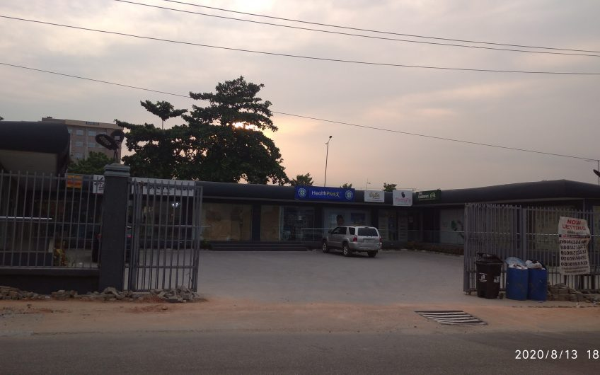 TO LET: 12 SQUARE METER SHOP AT TOWN SQUARE SHOPPING MALL, CMD ROAD,  LAGOS
