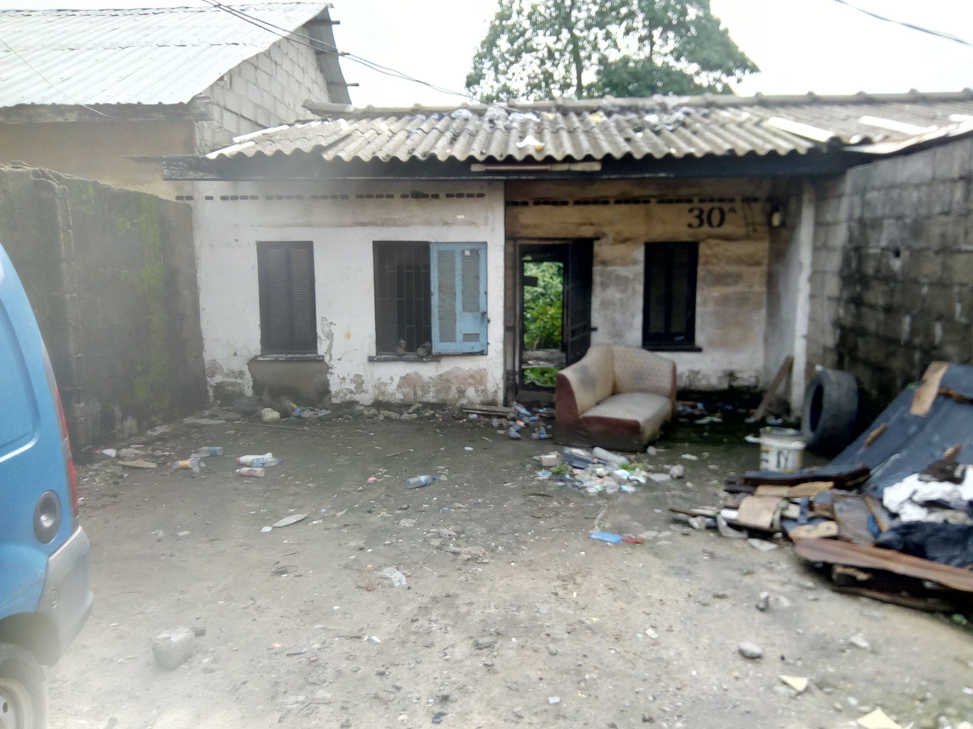 Piece Of Land With Existing Bungalow